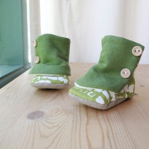 groene boots