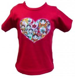 hartknuffelshirt Knuffel ShirtS
