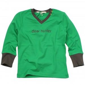 040-09 shirt dear hunter groen (3)