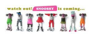 snooshy is coming