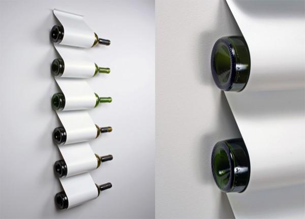 Design wijnrek hip hot blogazine - Mobile portabottiglie ikea ...