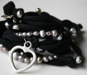 armband zwart My Brand by Barbara Mets