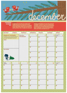 decemberkalender 216x300 Versierkalender