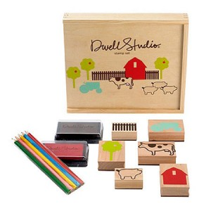 DS stempel farm 2 300x300 Pareltjes van Dwell Studio