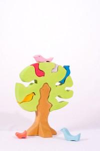 houten boom vogeltje gluckskafer 200x300 Houtspel