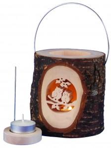 houten lantaarn met uiltjes 224x300 Houtspel