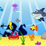 """App woordjes leren """"de zee"""""""