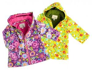 All weather jasje roze en groen geel Tuc Tuc 300x230 Winterhip