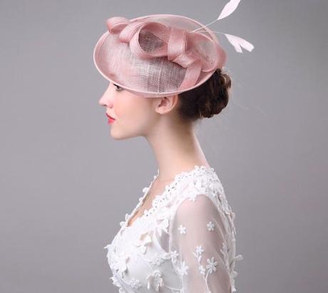 Hoedjes voor Prinsjesdag roze sjiek