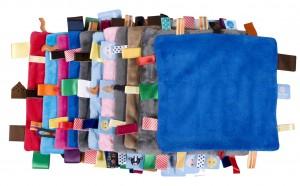 Snoozebaby labeldoekjes alle kleuren sweet dreaming 300x186 Mevrouw Schaap