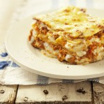 Gezond Dineren lasagne
