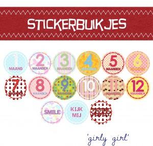 Stickerbuikjes Meisjes Overzicht1 300x285 Stickerbuikjes