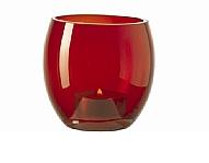 Rood waxinelichtje