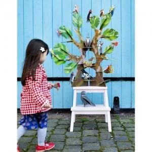 kids-on-roof-totem-vogeltjesboom
