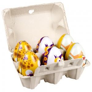 Eieren in doos ScanLiv