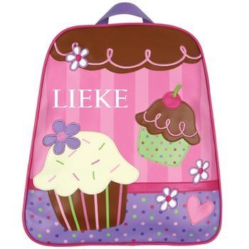 Rugtas cupcake vinyl Lieke