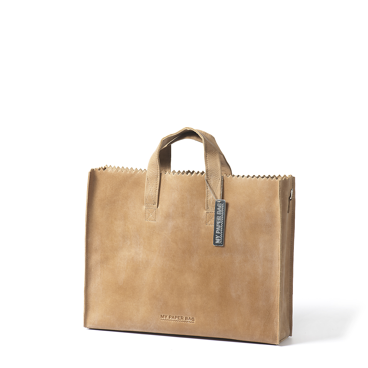 blond My paper bag business bag good for all