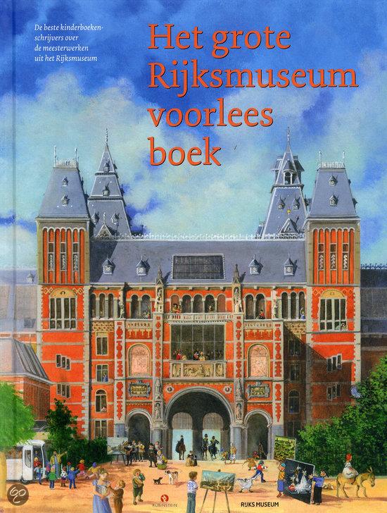 het rijksmuseum voorleesboek