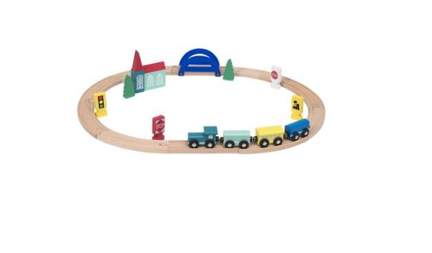 houten speelgoed blijft een hit treinset