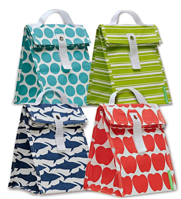 lunchtotes 4 kleuren Perfect voor de lunch