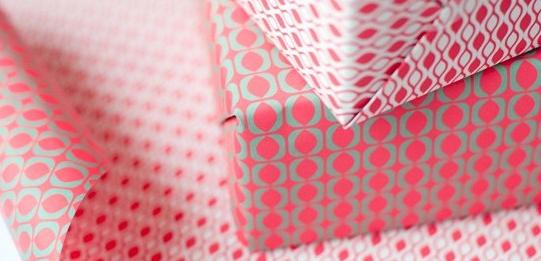 papier roze