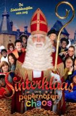 Sinterklaas en de pepernotenchaos
