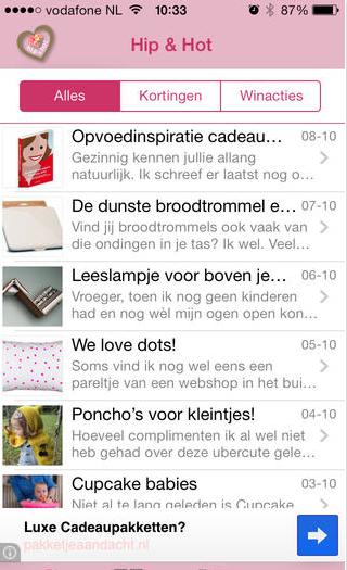iphone app hipenhot
