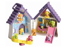 speelgoed huisje