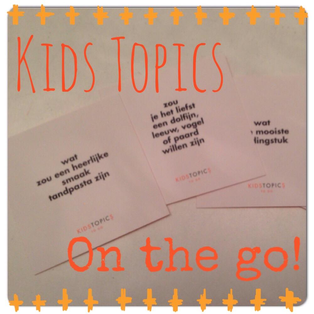 Kids topics gezinnig