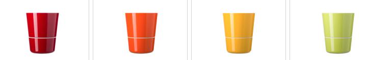 gekleurde kruidenpotjes hydro systeem De makkelijkste kruidenpotjes!