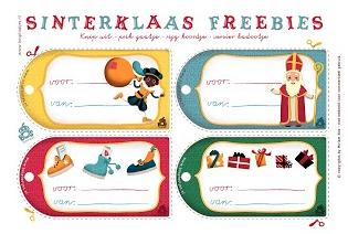 8 x gratis printables voor Sinterklaas sint cadeaulabels miriam bos