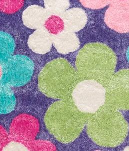 speelkleed bloemen