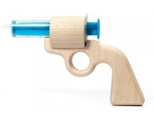 houten waterpistool