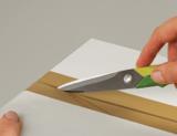 Kartonnen doos met deksel maken
