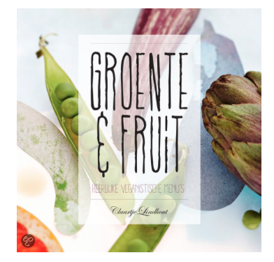 Groente en fruit claartje lindhout