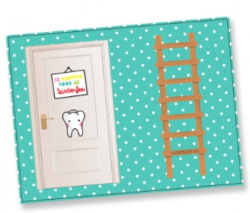 deurtje tandenfee