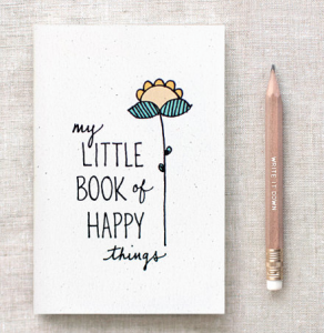 boekje happy things 292x300 Etsy top 5 moederdag