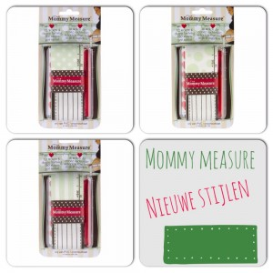 mommy measures collage