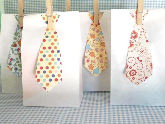 vaderdag stropdas