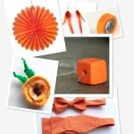 collage oranje etsy