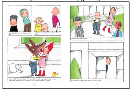 stripboek arno