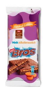 bros limited edition De allerlekkerste chocola van deze zomer