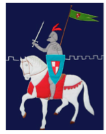 dekbedovertrek ridder Ridderkamer inspiratie!