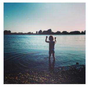 water pippeloen 300x296 Wie, wat waar en waarom op Instagram: Pippeloen