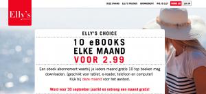Ellys choice 300x138 Lekker lezen abonnement