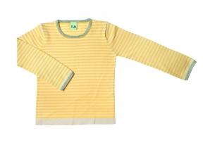 shirt geel Webshop in de spotlight: Pure Starters