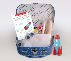 The Little Experience Space Rocket 300x259 Vanalles voor babys & jonge kinderen