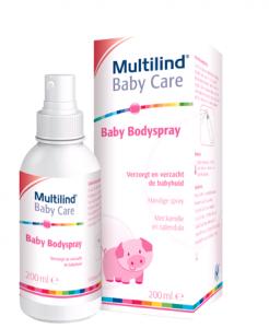 bodyspray baby multilind