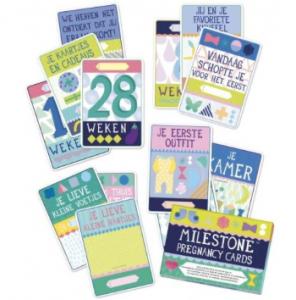 milestone pregnancycards