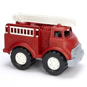 Brandweerauto-gerecycled-materiaal